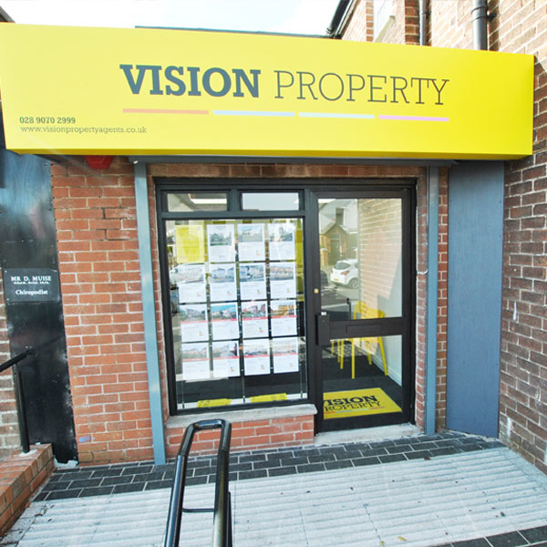 Vision Property Agents (North Belfast)